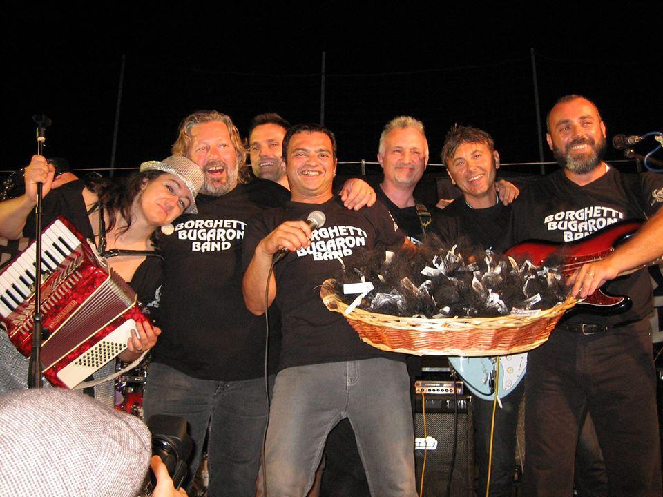 25 anni di attività della Bugaron Band