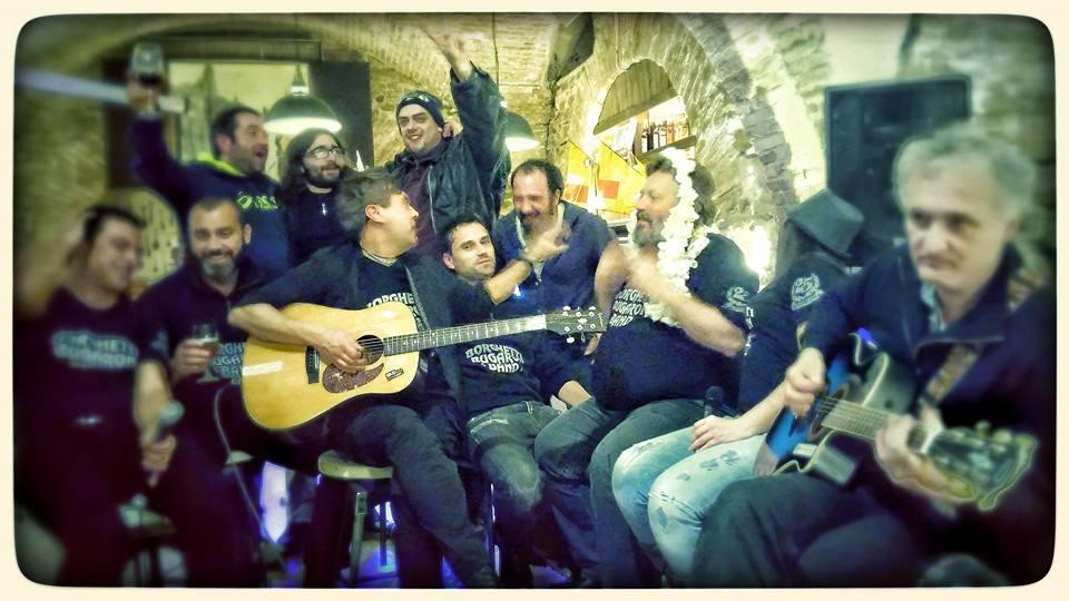 Foto Tour della Bugaron Band