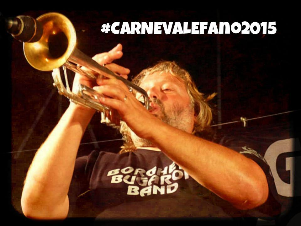 Borghetti Bugaron Band - Carnevale 2015