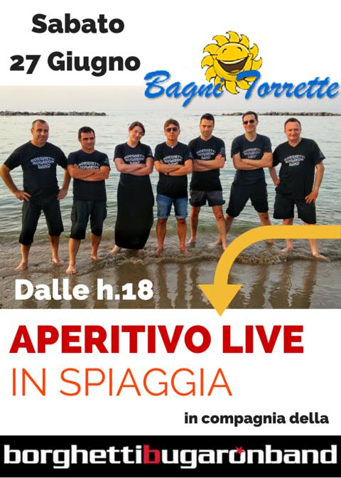 Borghetti Bugaron Band - Bagni Torrette