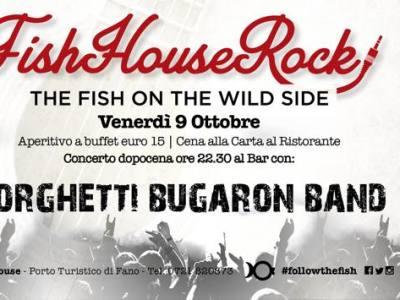 Borghetti Bugaron Band live @ Fish House Fano