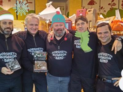Natale 2015 Bugaron Band