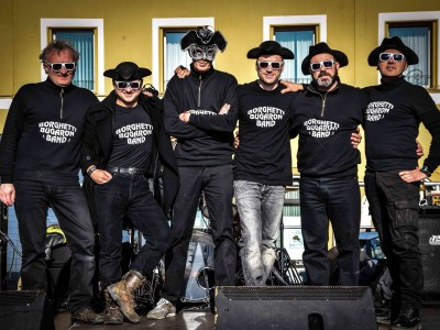 Borghetti Bugaron Band @ Carnevale Fano 2016