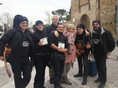 Borghetti Bugaron Band al Carnevale di Fano 2016