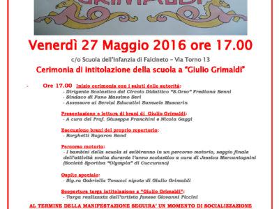 Falcineto (Fano) - Giulio Grimaldi