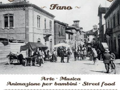 Festa del Borgo - Fano - Borghetti Bugaron Band