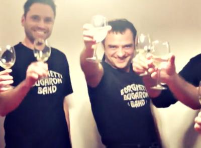 Natale 2016 con la Borghetti Bugaron Band