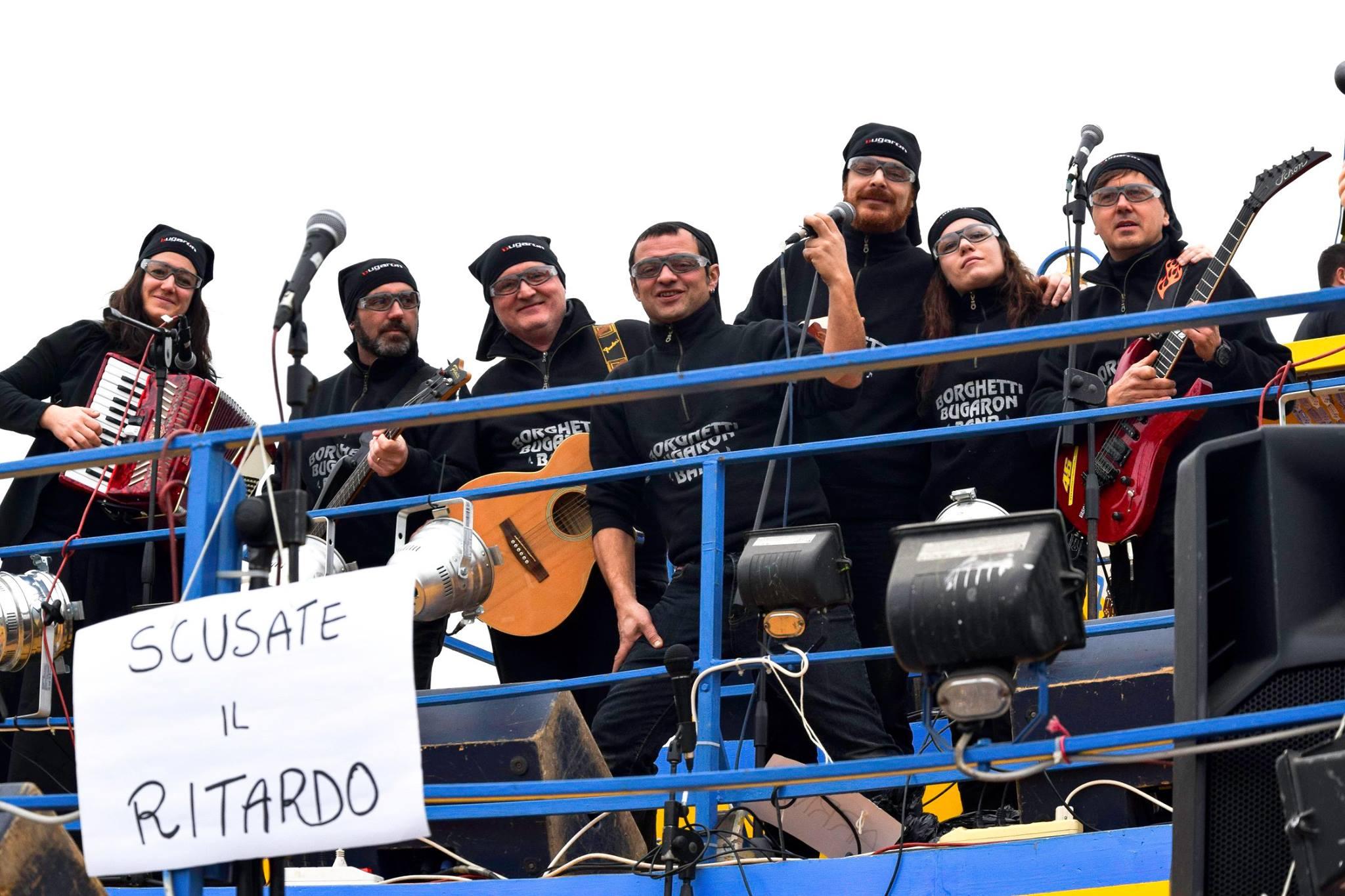 Avanti e Indrè - Borghetti Bugaron Band