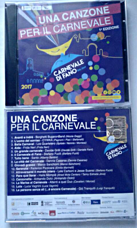 CD del Carnevale di Fano