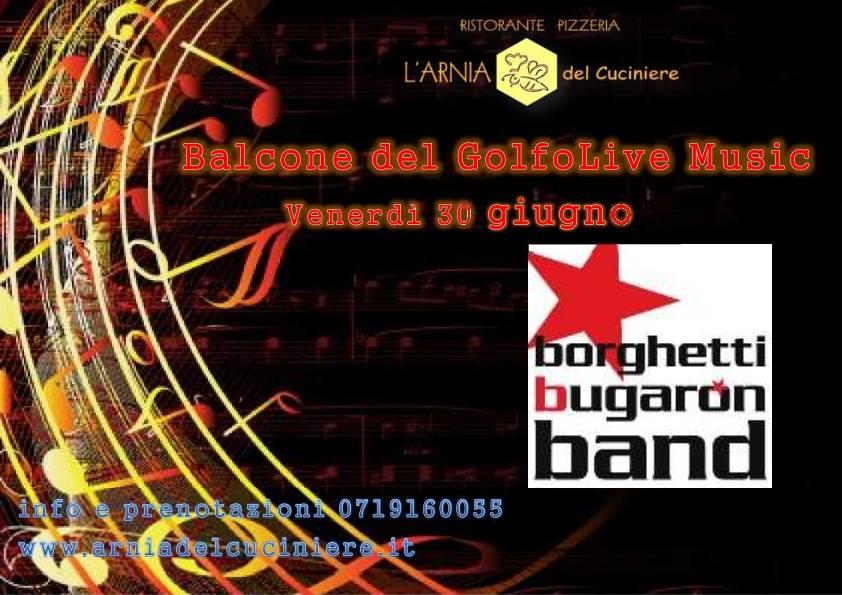 Balcone del Golfo Live Music a Falconara Marittima