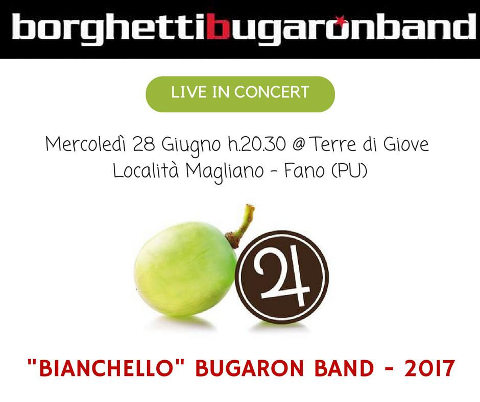 Bianchello Bugaron Band 2017