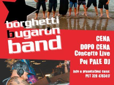 Borghetti Bugaron Band live - IL Baretto