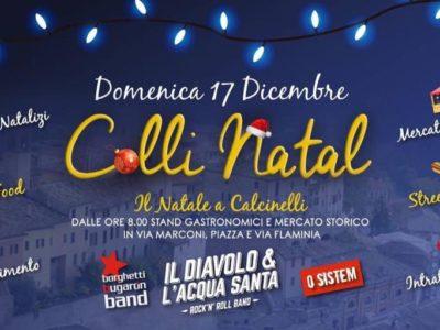 Colli Natal 2017 Borghetti Bugaron Band