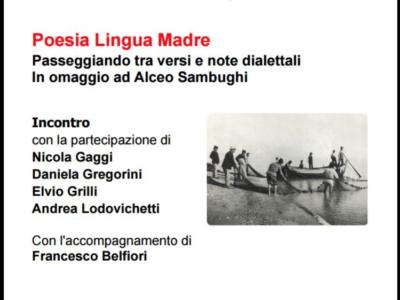 Poesia Lingua Madre _ Borghetti Bugaron Band