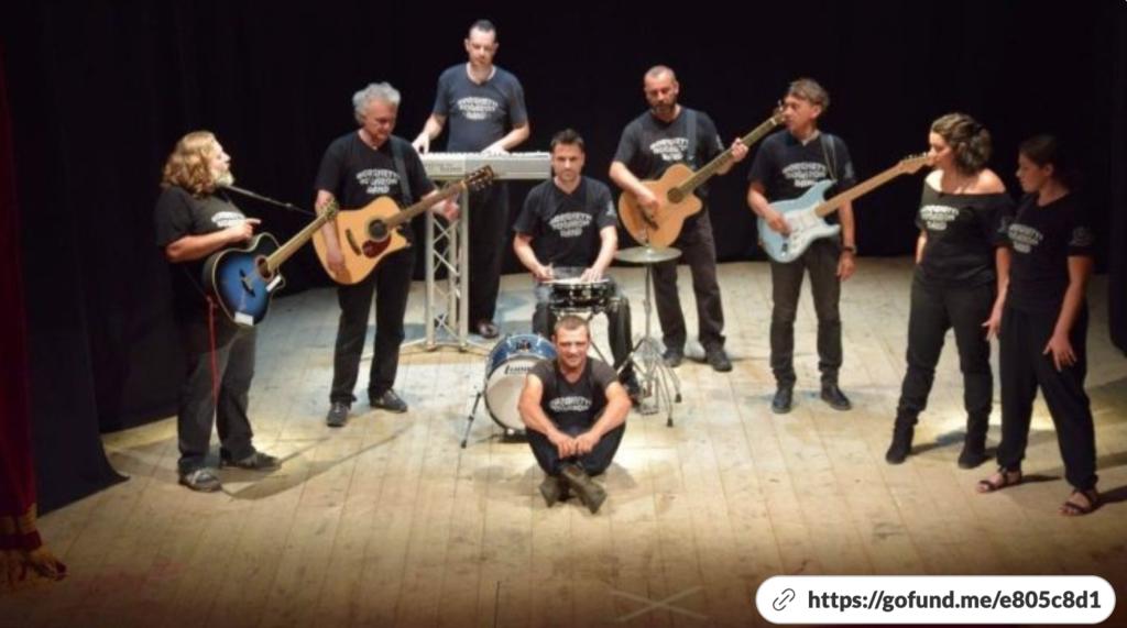 La raccolta fondi per il nuovo videoclip della Borghetti Bugaron Band